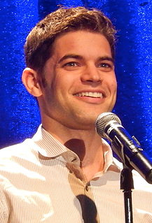 Jeremy Jordan (actor, born 1984) American actor and singer