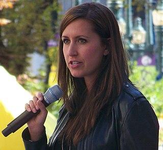 Jill Belland Canadian television host