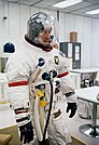 Jim Lovell during suit-up on launch day.jpg
