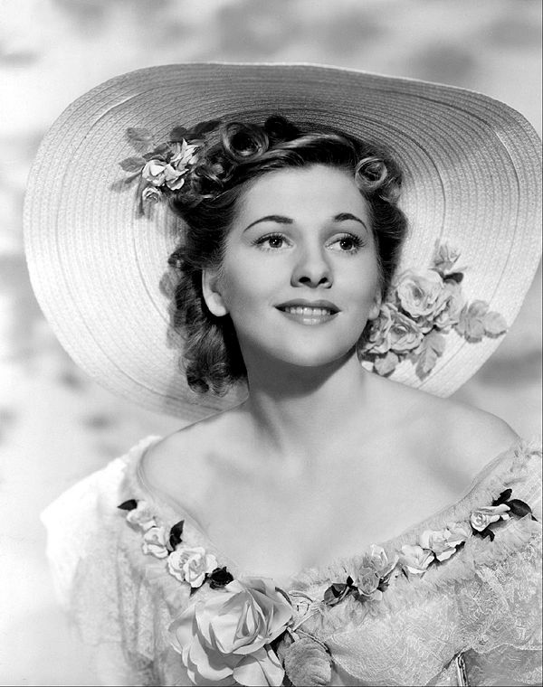 Photo Joan Fontaine via Wikidata