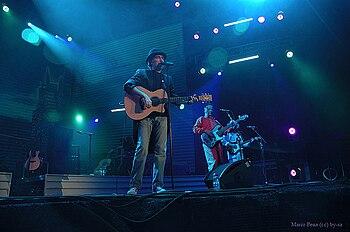 Joaquin Sabina in concert 4