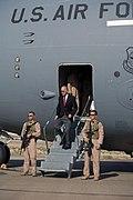 Joe Biden visits Iraq, September 2009 02.jpg