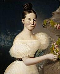 Portrait of Eva Törngren