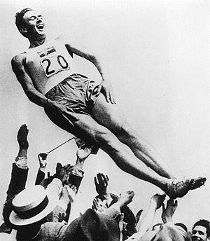 Johan Gabriel Oxenstierna (pentathlete) - Johan Gabriel Oxenstierna at the 1932 Olympics