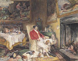 John Crocker Bulteel (1793-1843)