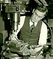 John C. Garand, a hands-on weapons and production engineer at Springfield Armory.jpg