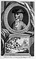 John Fothergill; portrait in oval frame with trompe l'oeil s Wellcome L0006537.jpg