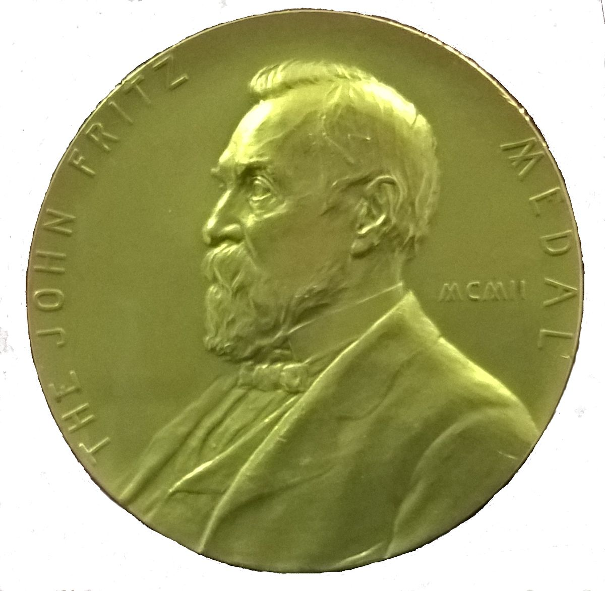 John Fritz Medal Wikipedia