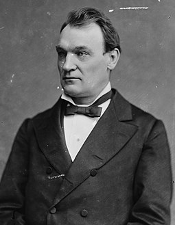 John Griffin Carlisle, Brady-Handy photo portrait, ca1870-1880.jpg