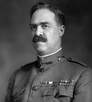 John Henry Parker (general) - Col. John Henry Parker, U.S. Army, circa 1917