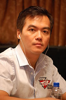 John Juanda Indonesian-born American poker player