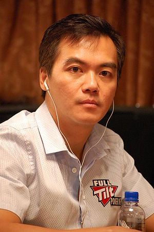 2008 World Series of Poker Europe - Juanda at the 2008 World Series of Poker