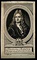 John Marten. Line engraving by G. Vertue, 1711, after F. Sch Wellcome V0003872.jpg