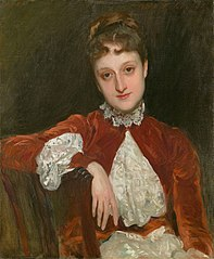 Mrs. Charles Deering (Marion Denison Whipple)