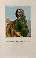 John Taylor. Coloured stipple engraving after P. Ryche. Wellcome V0005747.jpg
