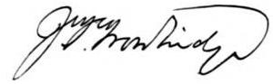 John Townsend Trowbridge - Image: John Townsend Trowbridge signature
