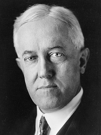 1924 Democratic National Convention - Image: John William Davis (3x 4)