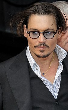 johnny depp � wikipedie