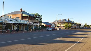 Bruce Rock, Western Australia - Johnson Street, Bruce Rock, 2014