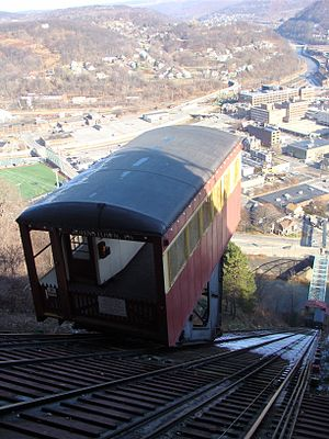 Johnstown Inclined Plane - Image: Johnstown Inclined Plane