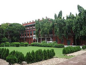 Jorasanko - Jorasanko Thakur Bari, now Rabindra Bharati University