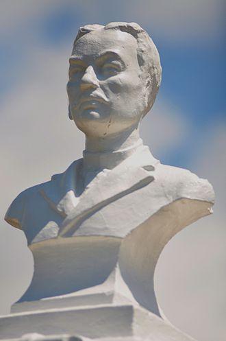 José María Panganiban - Image: Jose maria panganiban bust 1