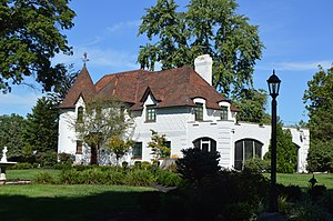 National Register of Historic Places listings in Hamilton County, Ohio - Image: Joseph and Cecilia Bappert House
