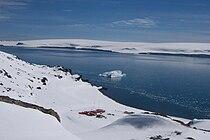 Juan Carlos I Antarctic Base, Hurd Peninsula, Livingston Island, Antarctica.jpg