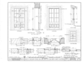 Juan de Anza House, Third and Franklin Streets, San Juan Bautista, San Benito County, CA HABS CAL,35-SAJUB,2- (sheet 3 of 3).png