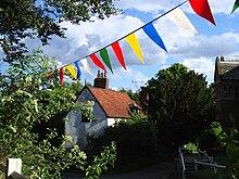 Bunting (textile) - Wikipedia