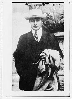 Junius Spencer Morgan III American banker