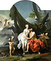 Jupiter and Io with Cupid and Attendant Putti by Jacopo Amigoni.jpg