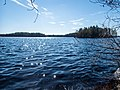Kälkänen lake in Kuhmo Finland.jpg