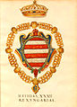 König Matthias I. Corvinus von Ungarn Wappen.jpg