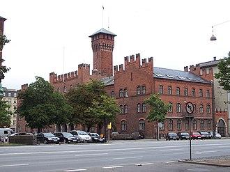 Copenhagen Central Fire Station - Image: Københavns Brandvæsen