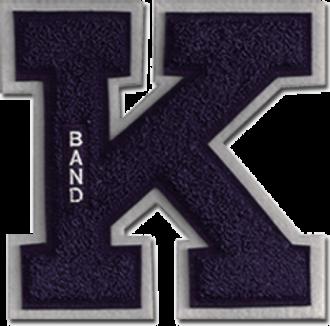 Kansas State University Marching Band - Image: K State Bands logo