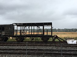 KESR Southern Railway 'Dancehall' Brake van.jpg