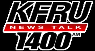 KFRU - Image: KFRU 1400 (logo)
