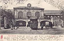 Gare De Lyon Perrache Wikip Dia