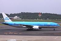 PH-BQG - B772 - KLM