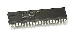 Intel MCS-48 - Intel 8048 microcontroller
