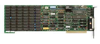 IBM Personal Computer - Quadram Quadboard.