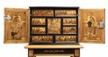 Kabinettskåp, 1600-tal - Hallwylska museet - 109825.tif