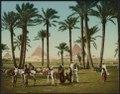 Kairo, les pyramides LCCN2017658152.tif