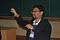 Kalyan Sarkar - Wikipedia Lecture - Bhaskaracharya Hall - Indian Institute of Technology - Kharagpur - West Midnapore 2015-01-24 5044.JPG