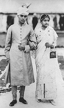sarojini naidu marriage