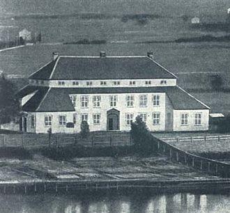 Porsgrunn City Hall - Image: Kammerherregården