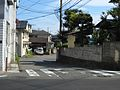 Kanagawa prefectural road route 307 end.JPG