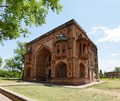 Kanch Mahal - North-western View - Akbar Mausoleum Complex - Sikandra - Agra 2014-05-14 3696-3697.TIF