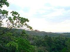 Bergflanke des Kanlaon